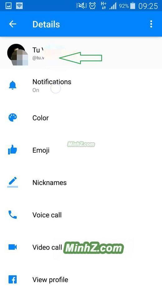cach nho ban be xem username facebook (2)